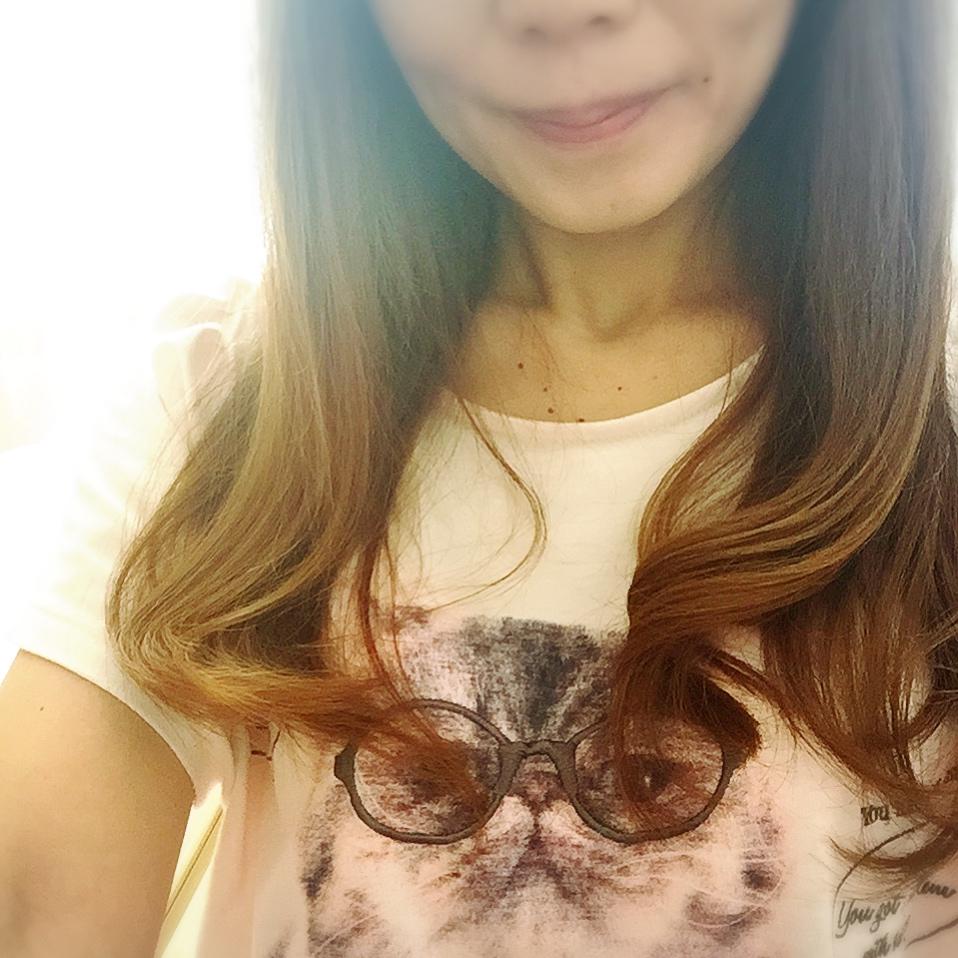 髪ボサボサ?(´・_・`)