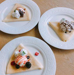 スタークレープ、starcrepe、奈良市のカフェ、奈良市のカフェ人気