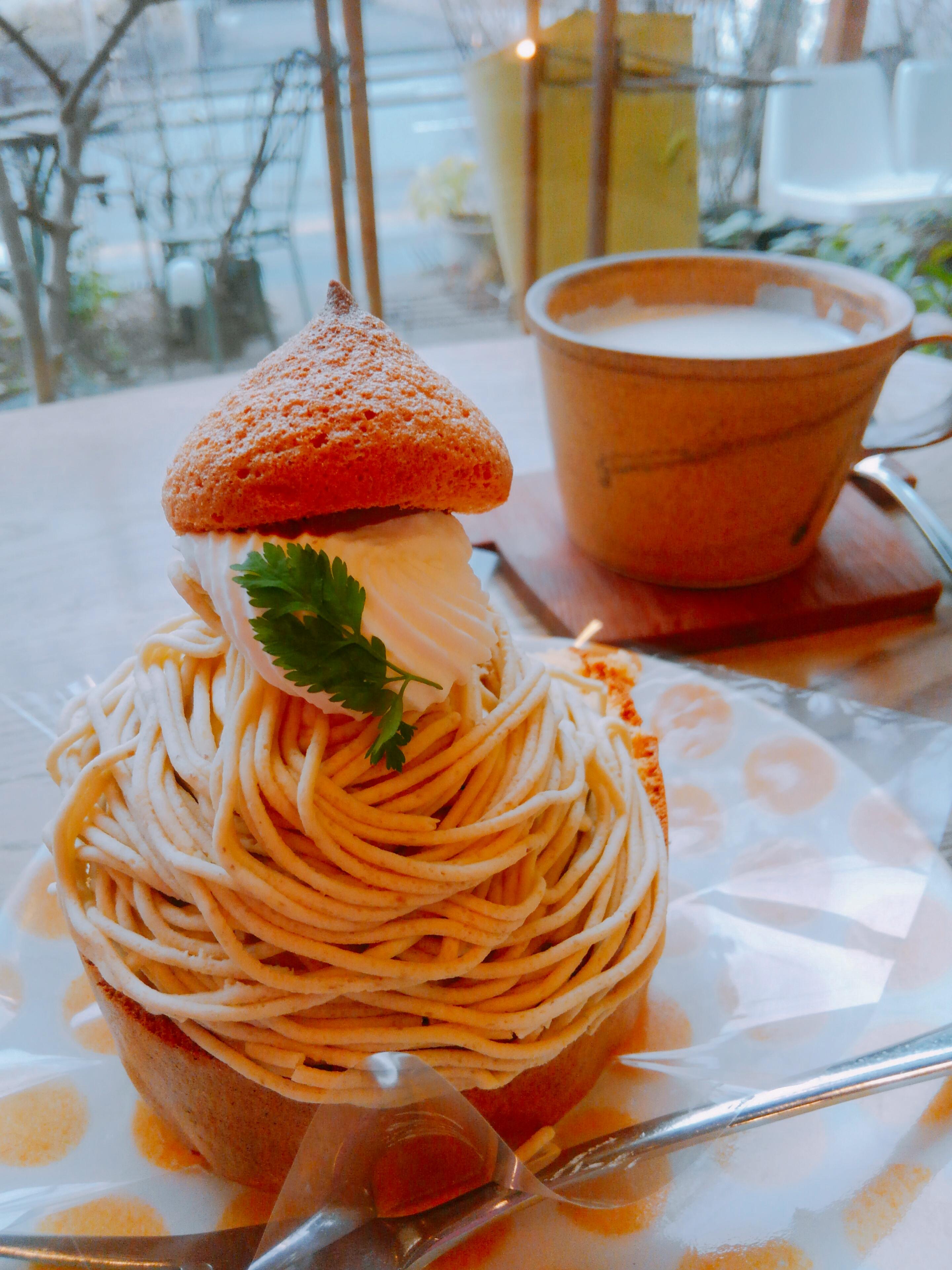 空気ケーキ・奈良市