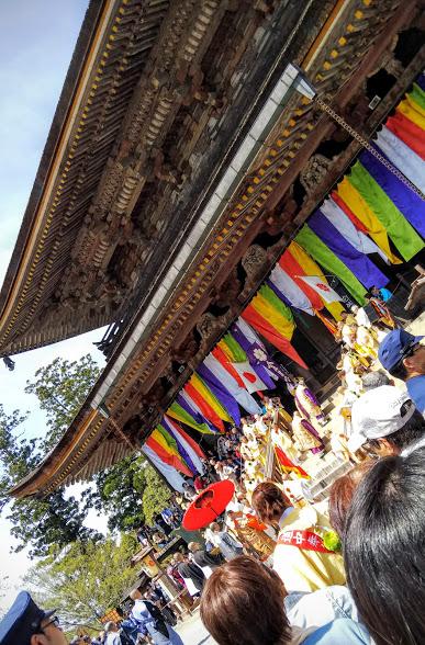 吉野山と室生寺